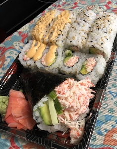 Blue Fin Sushi and Grill - Rome | Delivery Menu