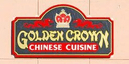 Golden Crown Chinese Cuisine Logo